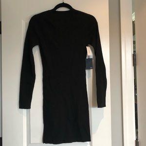 Aritzia Wilfred Free sweater dress